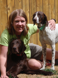 Sue Bookhout, dog trainer and owner of Good Life Dogs